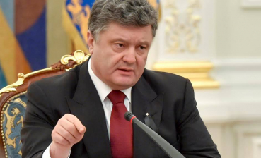 Poroshenko: 2955 Ukrainian soldiers died in Donbas during war with Russia