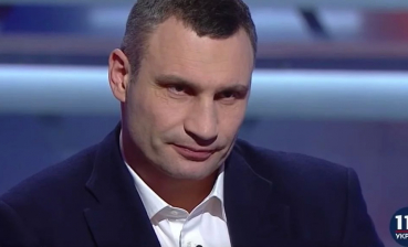 Vitaliy Klitschko, Kyiv Mayor: It isn