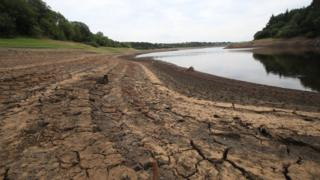 Climate change: Water shortages in England