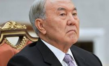 Nazarbayev steps down as president of Kazakhstan