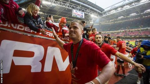 Uncertainty in Welsh rugby could see players sacrifice Wales places - Anscombe
