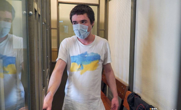 Court debates on case of Ukrainian political prisoner Gryb begins in Russia