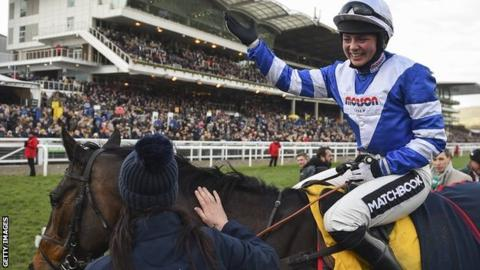 History-maker Frost ruled out of Grand National