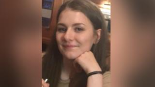 Libby Squire police find woman