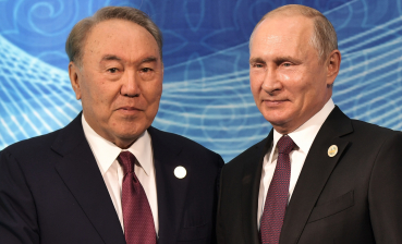 Kremlin wonders if Putin will follow in Kazakh leader's footsteps