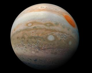 Planet Jupiter: Spectacular picture of Jupiter
