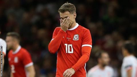 Ramsey out of Wales