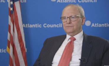 Atlantic Council representative withdrew his statement about Lutsenko and Jovanovic