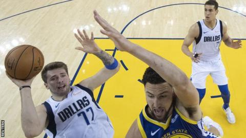 Golden State Warriors suffer worst defeat since 2007