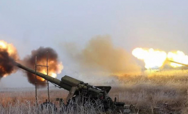 Donbas war: Russia fires with mortar near Zolote-4, - Ukraine's Defense Ministry