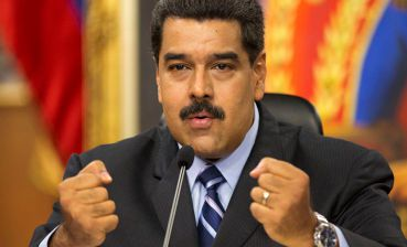 Maduro accuses Guaido in assassination attempt