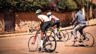 Cycling heaven: The African capital with