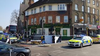 Clapham Common stabbing: Man killed outside Tube station
