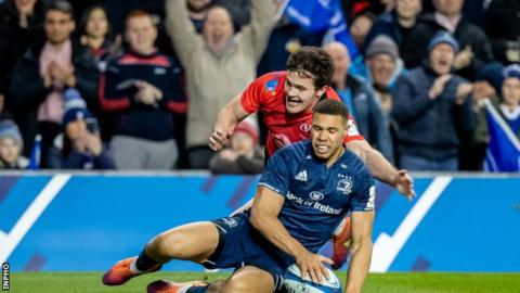 Holders Leinster edge past Ulster in Champions Cup thriller