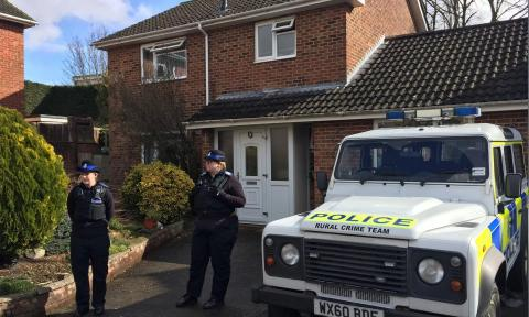 Skripal's house in Britain declared safe after almost a year of cleaning