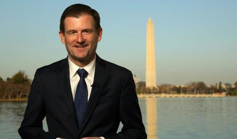 U.S. Under State Secretary David Hale to visit Ukraine