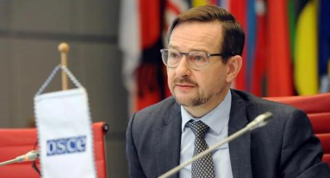 Members of Minsk Agreement do not have political will to implement them, - Greminger