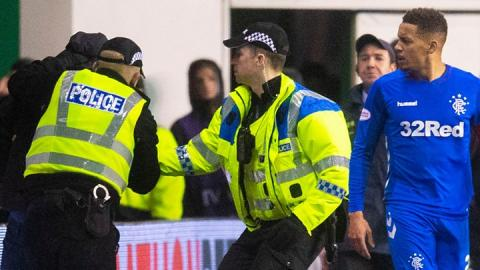 Hibs fan admits confronting Rangers captain James Tavernier