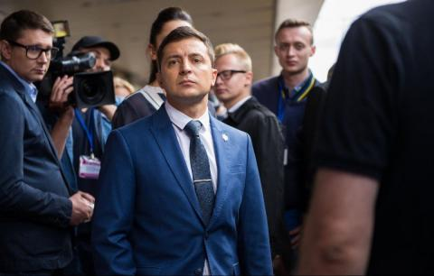 Can wannabe prez Zelensky end Donbas conflict?