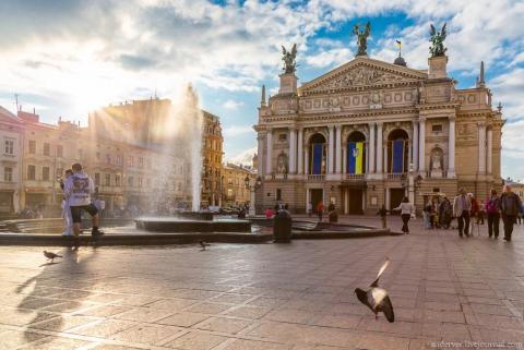 Tourists to pay for visiting Lviv