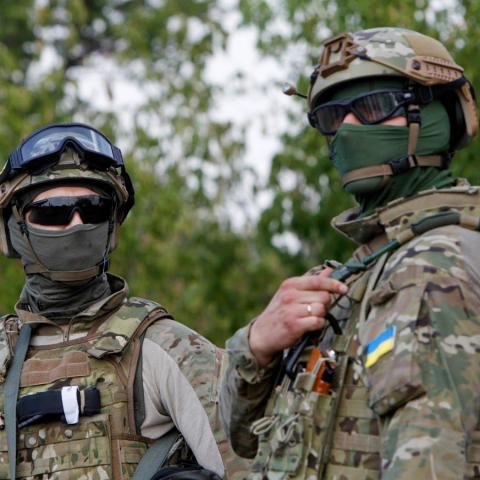 24 hours in Donbas: Russian occupants open fire four times