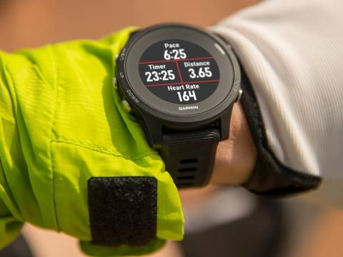 We had a competitive distance runner try this $500 running watch for 1,000 miles a?? and it's better than anything he's ever used