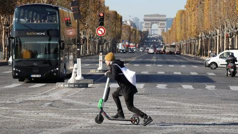 E-scooters, hoverboards - the tech transforming travel