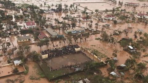 Cyclone Idai: DEC appeal raises?8m in first day