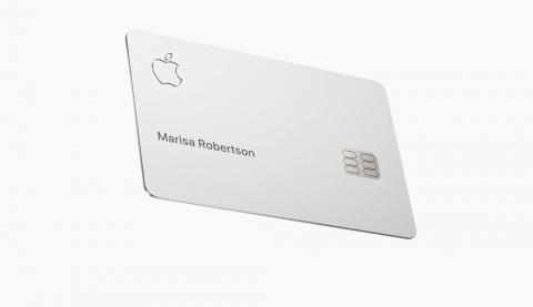 The minimalist, titanium Apple Card is perfectly positioned as a status symbol geared toward millennials (AAPL)