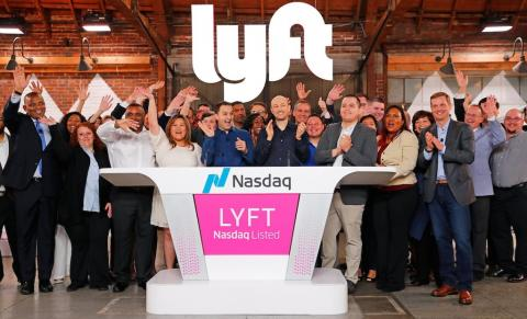 Trying to convince Americans to stop buying cars won't save Lyft from being wildly unprofitable (LYFT)