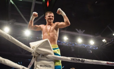 Boxing: Ukrainian Berinchyk might continue career in U.S.