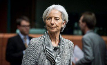 IMF to lower forecast of world economic growth in 2019, 2020, - Lagarde
