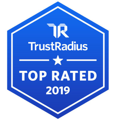 Nintex Recognized by TrustRadius with 2019 Top Rated Awards