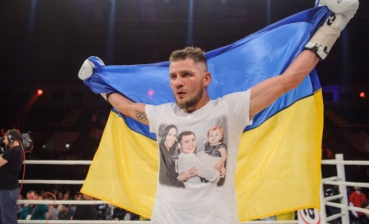 Ukrainian boxer Berinchyk: Arakawa - strong warrior, not a step backward