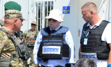 OSCE Coordinator visits prisoners of war in occupied Donetsk