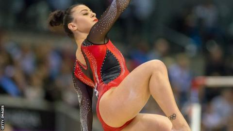 Claudia Fragapane: 'I struggled for motivation - but now I'm back to where I was'