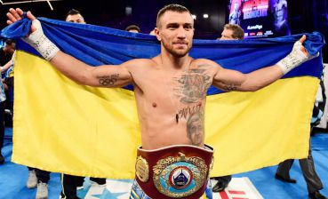Ring is my home, - Ukrainian boxer Lomachenko