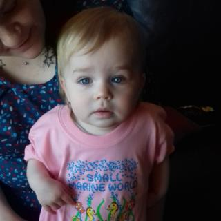 Baby girl who died after Clydebank flat fall named