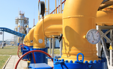 Ukraine launches gas export to Hungary