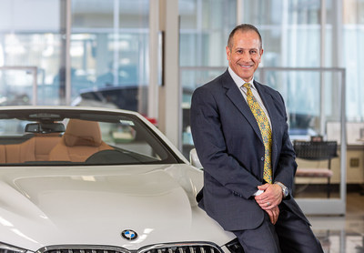 Mohammad Mirazimi joins BMW of Shrewsbury Luxury Car Dealership