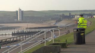 Two women die in Aberdeen beach tragedy
