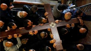 Good Friday marked around the world