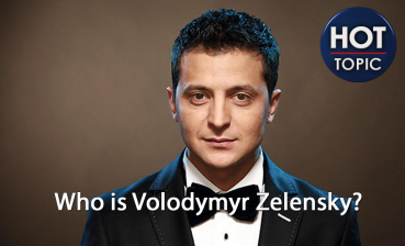 Who is Mr. Ze: All we need to know about Volodymyr Zelensky