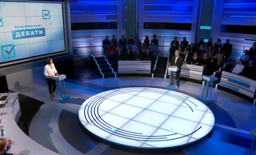 Debates at Suspilne TV: Poroshenko debated alone, - video