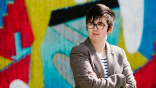 Lyra McKee: Two men arrested in connection with journalist