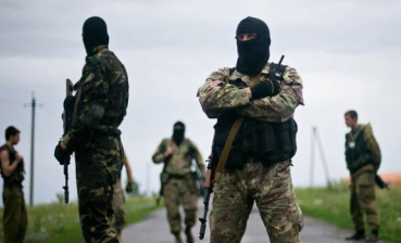 LNR militant detained in Luhansk region