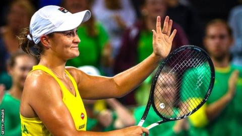Fed Cup semi-finals: Australia & Belarus level, with Romania & France also all square