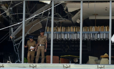 Explosions in Sri Lanka: 207 victims, 7 suspects