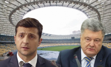 Zelensky – 73.7% of votes, Poroshenko – 26.3%, – All-Ukrainian exit poll on 112 Ukraine TV channel, final results