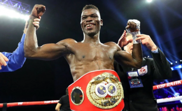 My goals extend beyond Lomachenko, - Commey